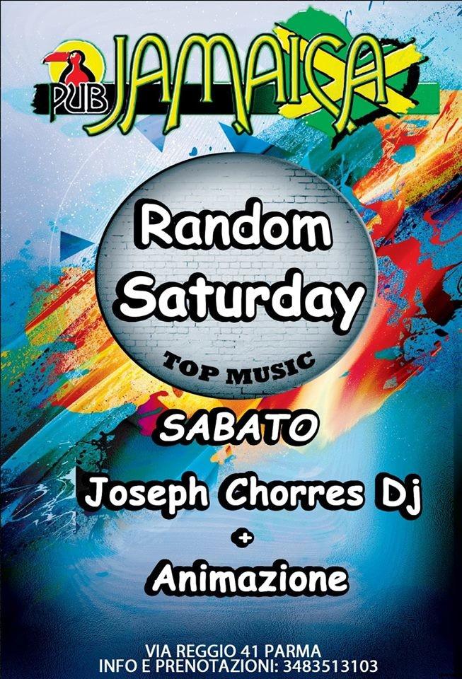 Random Saturday al Jamaica pub