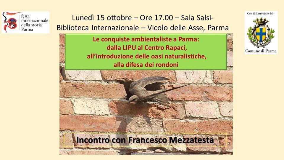 Festa internazionale della storia a Parma