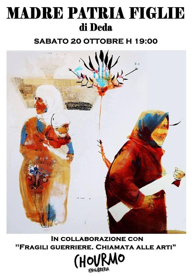 """Esposizione """"Madre Patria Figlie"""" di Deda"""