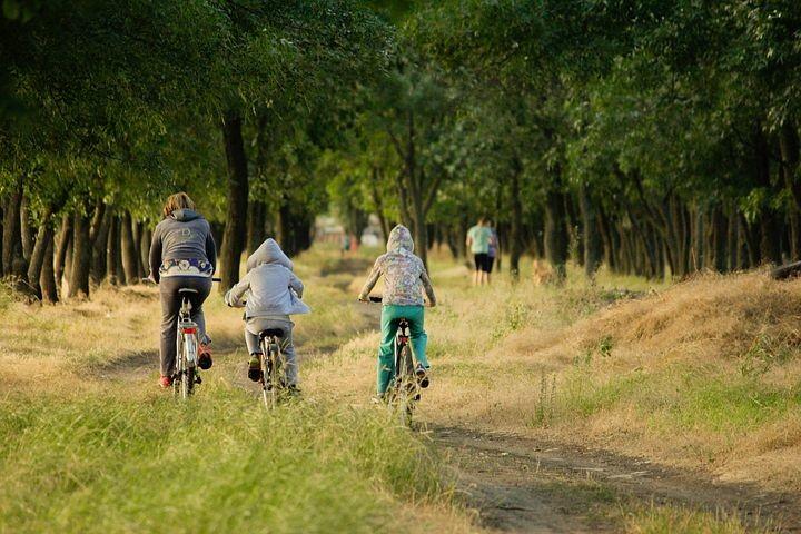 Foliage e bici nel Parco dello Stirone: escursione per bambini