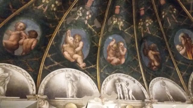 Festa internazionale della storia a Parma: VISITA GUIDATA ALLA CAMERA DI SAN PAOLO