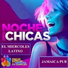 NOCHE DE CHICAS al Jamaica pub