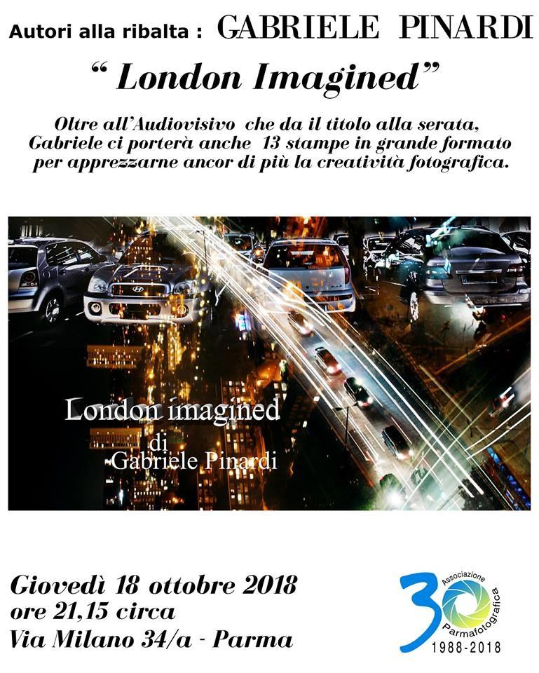 I giovedì di Parma Fotografica: Audiovisivi con Gabriele Pinardi.