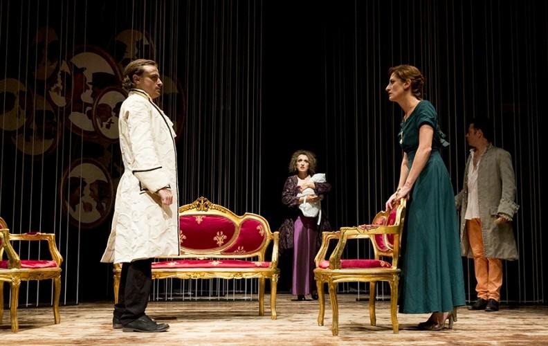 IL PIACERE DELL'ONESTÀ  di Luigi Pirandello al Teatro Due