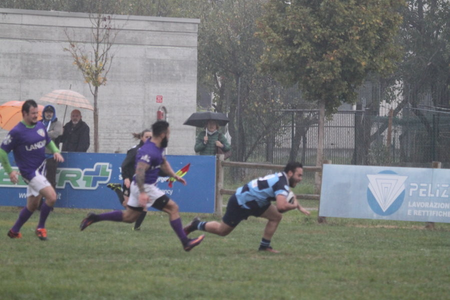 Amatori Parma ospita il Florentia alla Cittadella del rugby