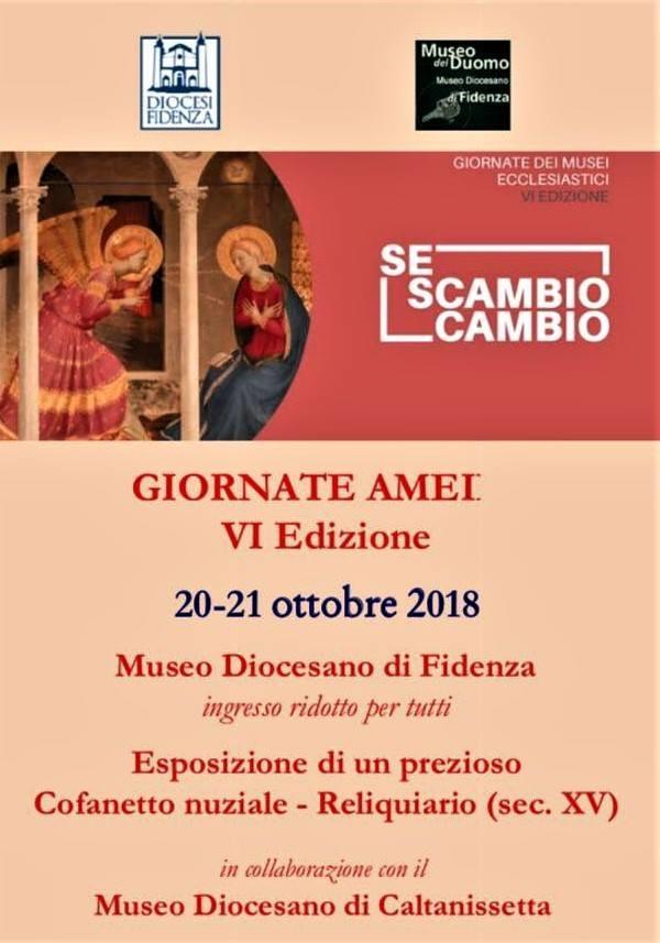 Giornate AMEI al Museo del Duomo e Diocesano di Fidenza
