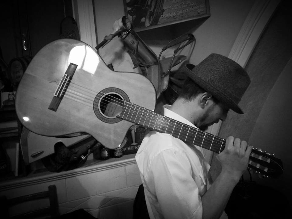 DeadMan (Delta Blues) at Bastian Contrario