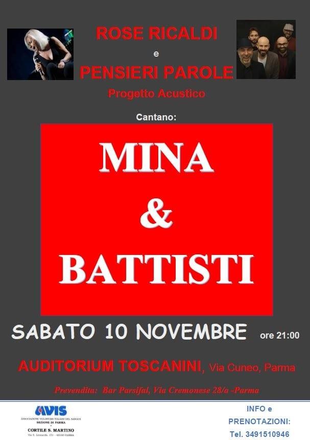 Concerto dedicato a Mina e Battisti all'Auditorium Toscanini
