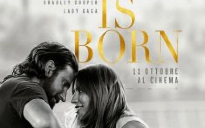 Al cinema Cristallo di Borgotaro   A STAR IS BORN