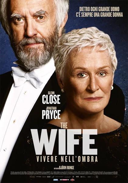 THE WIFE - Vivere nell'ombra al cinema Odeon di Salsomaggiore