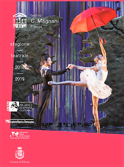 """Al Teatro Magnani """"Trocks!""""  Les Ballets Trockadero de Monte Carlo"""