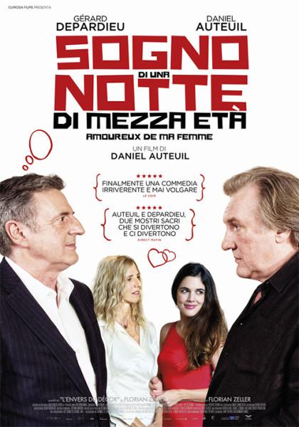 Al  Cinema Grand'Italia SOGNO DI UNA NOTTE DI MEZZA ETA'
