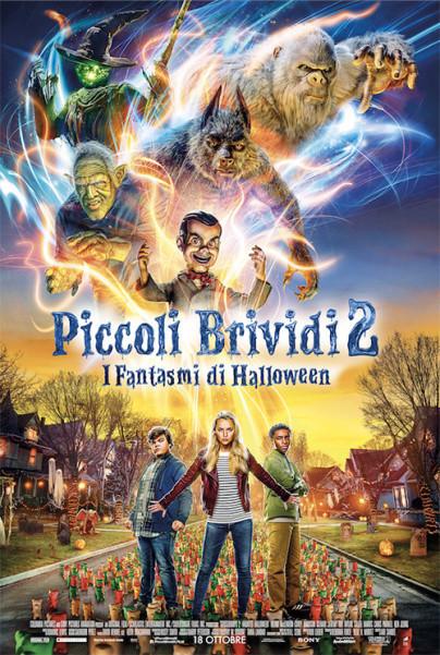Al  Cinema Grand'Italia PICCOLI BRIVIDI 2
