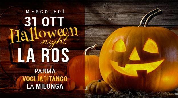 Halloween night a  Voglia di tango