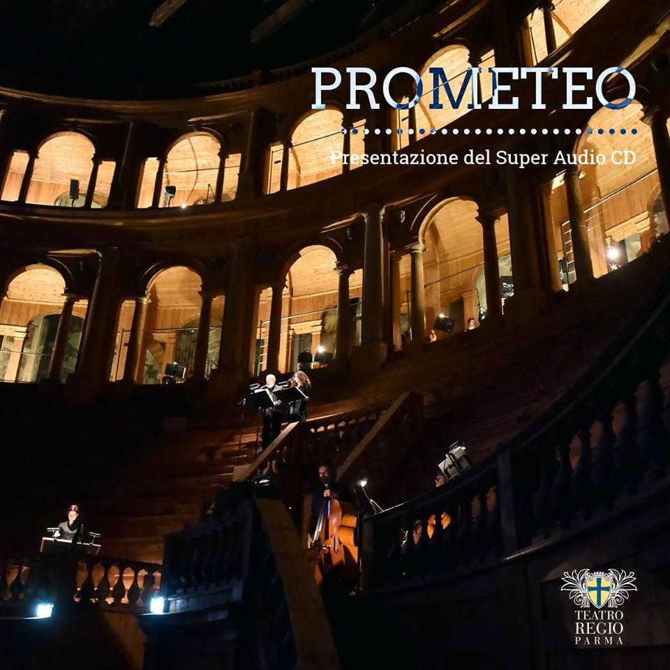 Presentazione CD Prometeo