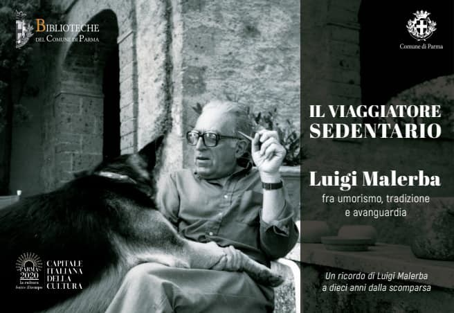 Luigi Malerba: il viaggiatore sedentario