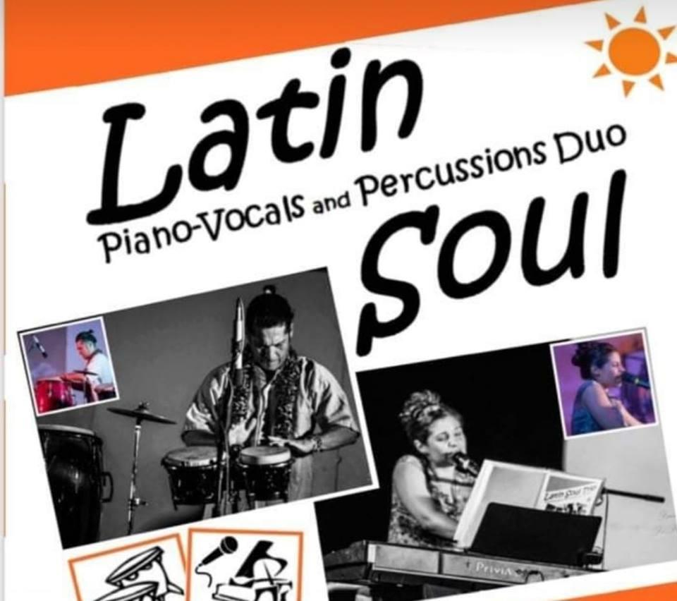 Latin Soul duo LIVE al Bastian Contrario