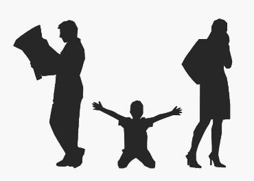 Genitori separati: incontro d'autunno