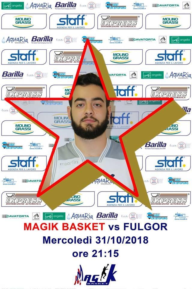 Magik basket vs Fulgor