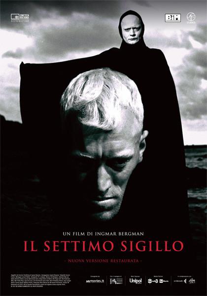 Il Cinema Ritrovato:  IL SETTIMO SIGILLO  di Ingmar Bergman.