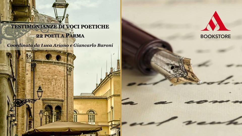 Testimonianze di voci poetiche - 22 Poeti a Parma