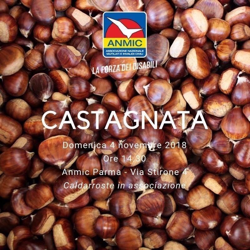 Castagnata Anmic Parma