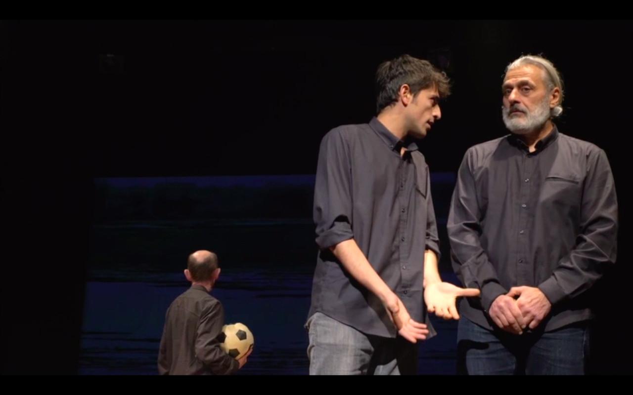 Al Teatro del Tempo UNA STORIA SEMPLICE il caso Moro quarant'anni dopo di Matteo Bacchini