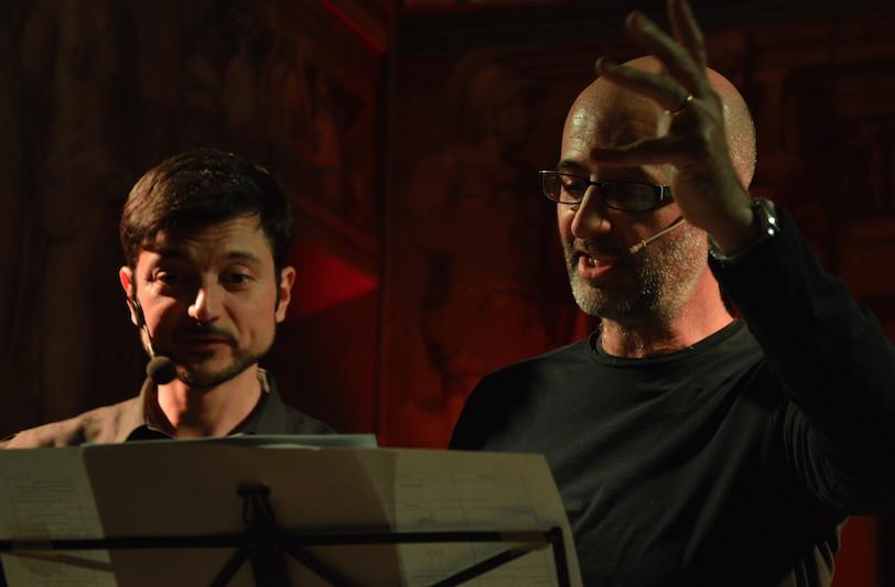 Al Teatro del Tempo  ICARO... VOLA BASSO!     Un viaggio nella canzone d'autore  con Francesco Camattini
