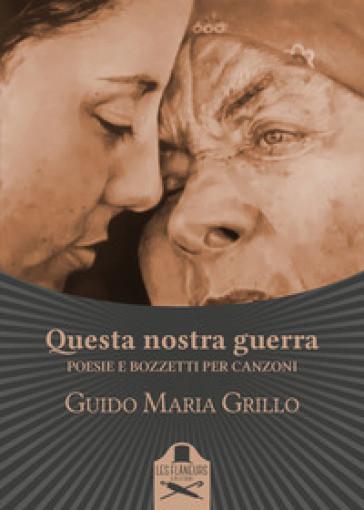 Per la rassegna Versi Diversi, Guido Maria Grillo