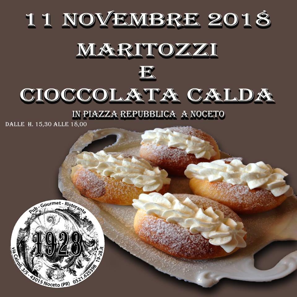 Al  Pub Gourmet 19.28 Maritozzi e cioccolata calda