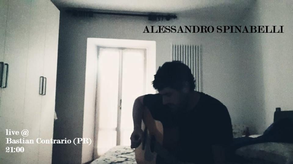 Alessandro Spinabelli live at Bastian Contrario