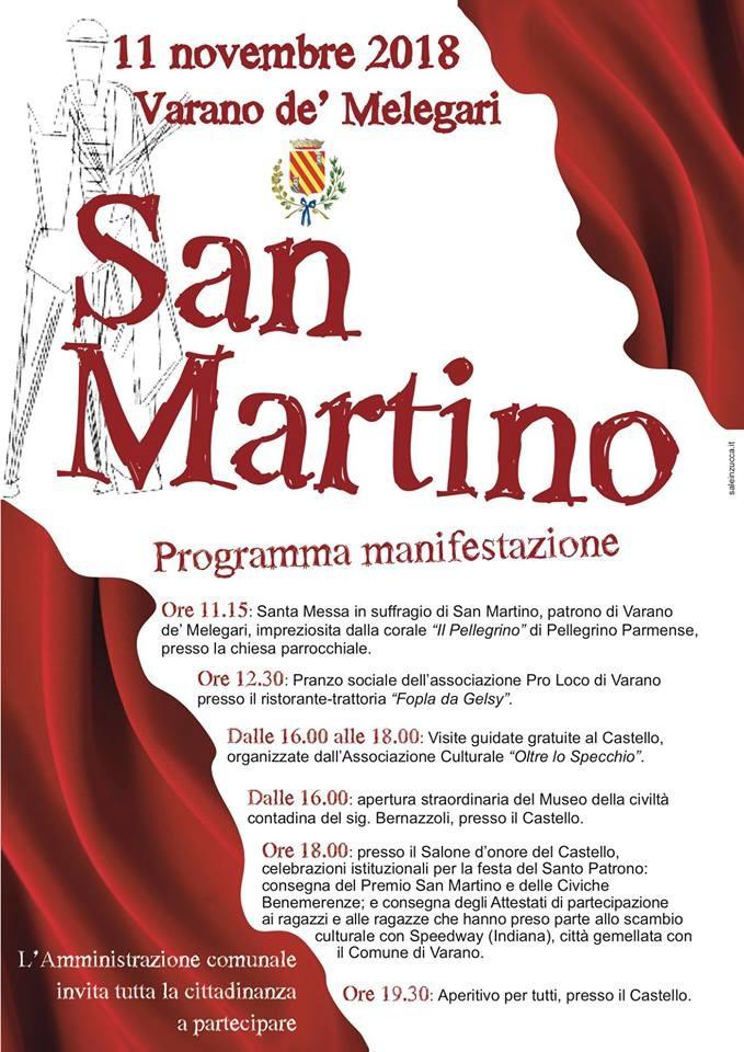 San Martino a Varano  de' Melegari