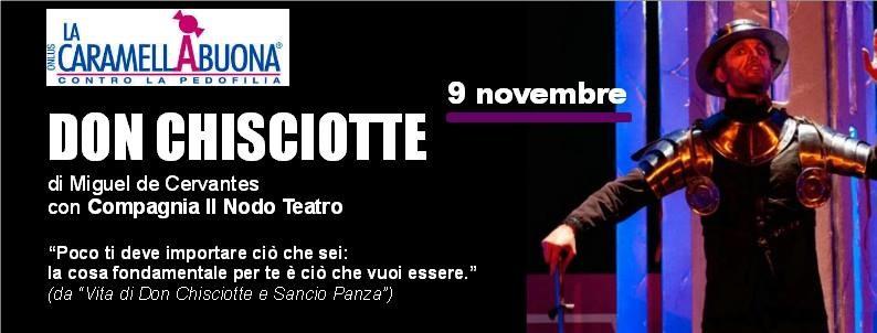 DON CHISCIOTTE al Nuovo Teatro Pezzani
