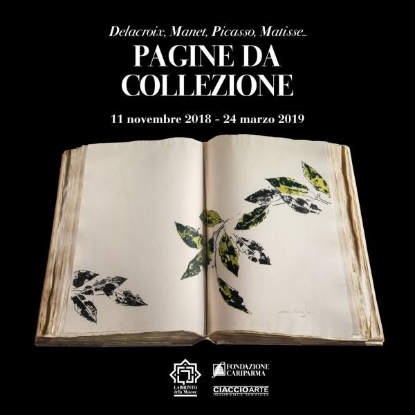 PAGINE DA COLLEZIONE I libri d'artista della Fondazione Cariparma