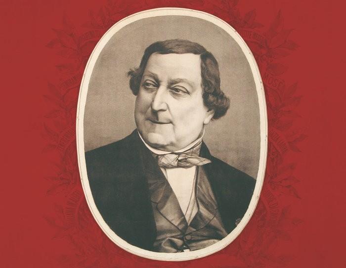 150° anniversario della scomparsa di Gioachino Rossini . Capolavori della musica strumentale.