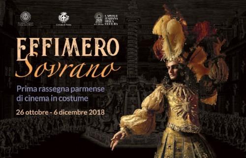 """Visita guidata al Teatro Farnese per la rassegna """"Effimero Sovrano"""""""