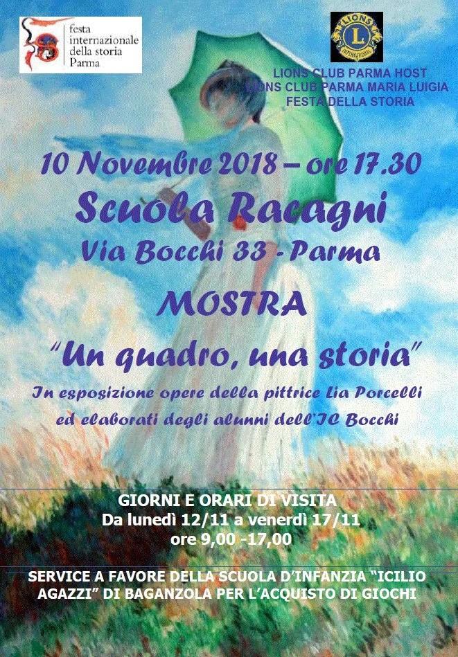 """Festival internazionale della storia:  mostra """"Un Quadro, una Storia"""""""