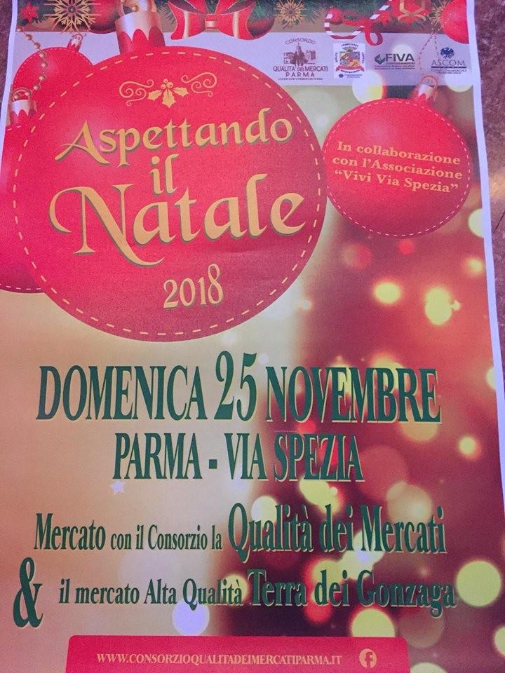 Aspettando Natale in via La Spezia