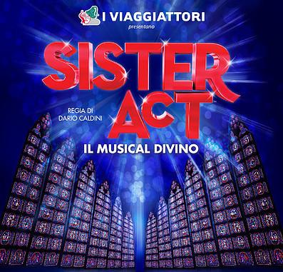 Sister Act - Il Musical Divino al Teatro Nuovo di Salsomaggiore