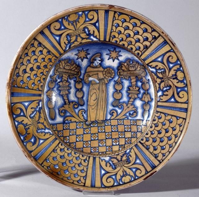 """A  """"I Martedì dell'Arte"""" """"Le ceramiche a lustro. Viaggio dalla Persia all'Umbria"""""""