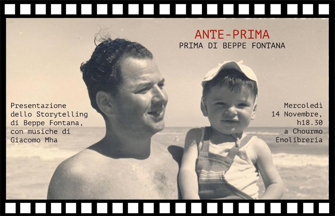 Ante-Prima: Prima di Beppe Fontana