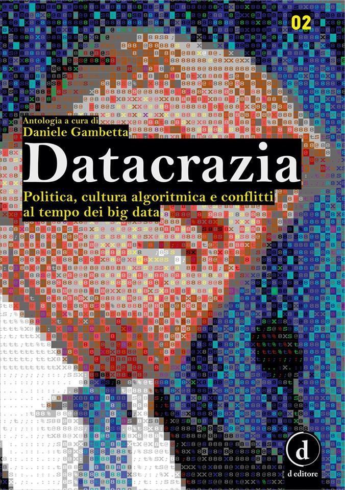 """Presentazione """"Datacrazia"""", antologia a cura di Daniele Gambetta"""