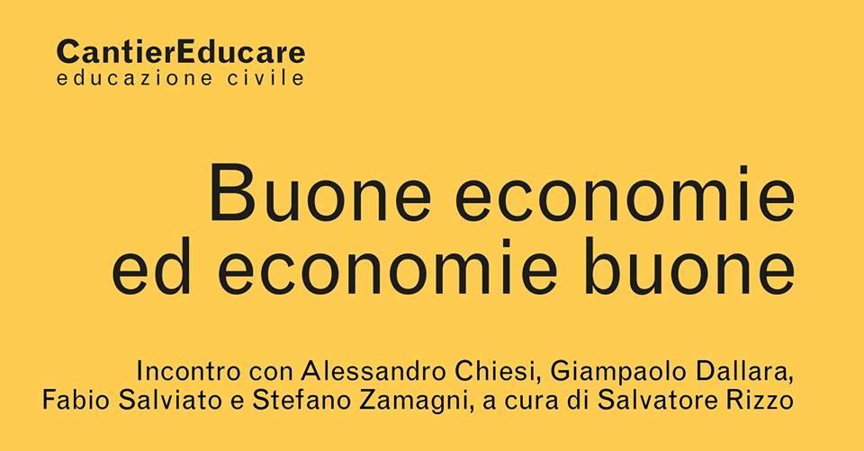 Buone economie ed economie buone, incontro al CE18 con Giampaolo Dallara e...