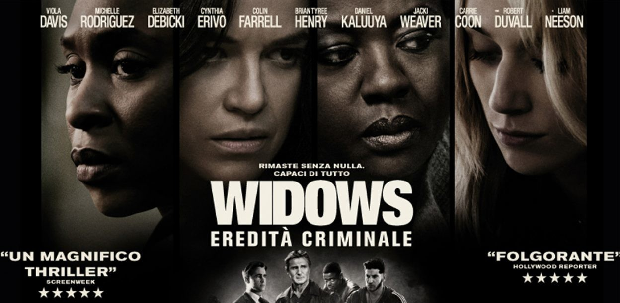 AL CINEMA GRAND'ITALIA TRAVERSETOLO :WIDOW