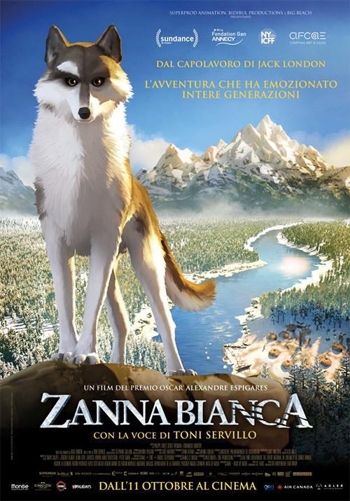AL CINEMA GRAND'ITALIA TRAVERSETOLO : ZANNA BIANCA