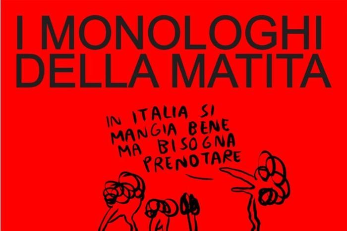"""A """"I Monologhi della Matita"""" presentazione di ARGH, primo volume dell'Opera Omnia degli Scarabocchi di Maicol&Mirco"""