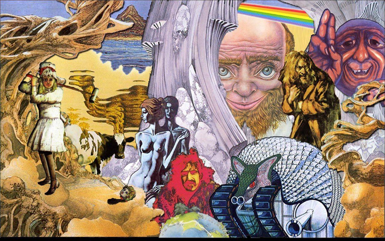 Il Suono Svelato  ROCK-PROGRESSI:  Il progressive rock attraverso 15 album