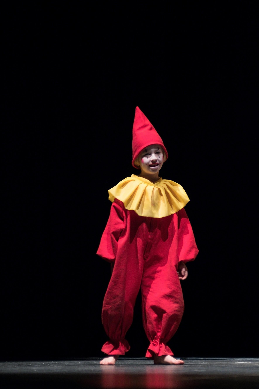 WEEKEND AL PARCO  Il piccolo clown, la scoperta dell'amicizia nell'incontro tra un contadino e un bimbo