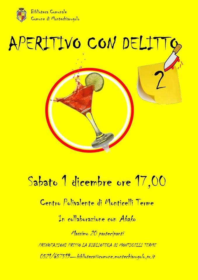 APERITIVO CON DELITTO 2