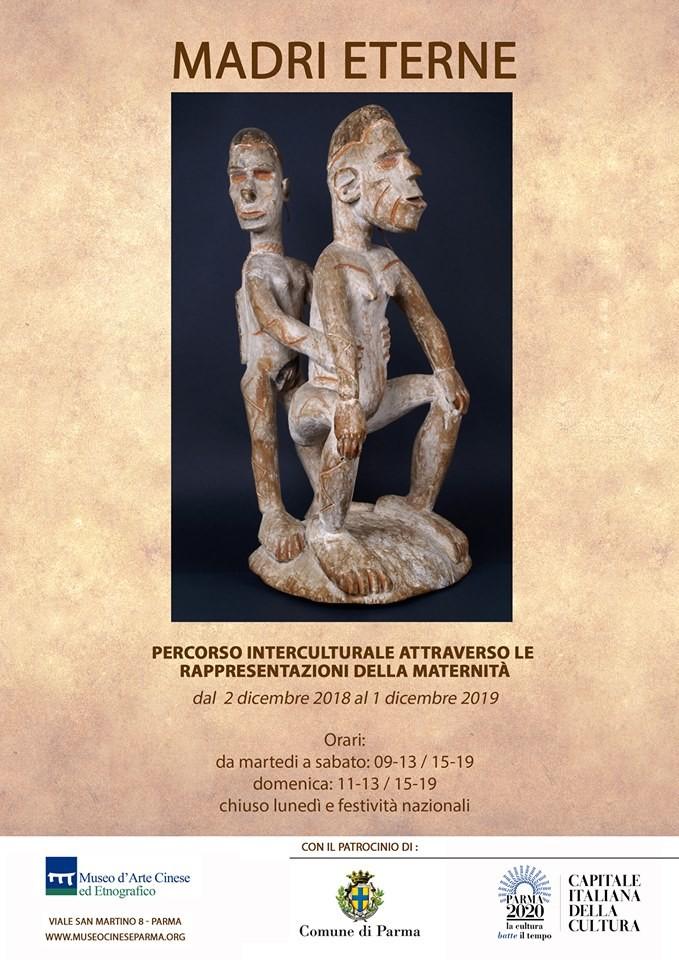 "Mostra ""MADRI ETERNE""al Museo Cinese"